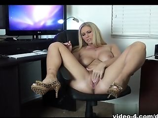 Fabulous pornstar Devon Lee in Hottest Big Ass, Blonde adult video