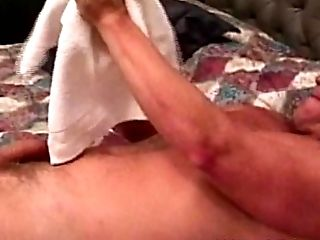 Homemade gay bj for a straight hunky amateur