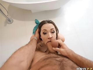 the burning desire for a penis is all that Chanel Preston feels