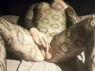 Hot Teen Plays With Her Pussy