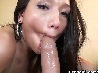 Horny pornstars Vicki Chase, Ramon Nomar in Incredible POV, Blowjob porn video