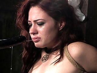 BDSM, Bondage, Fetish, Ginger, Redhead, Spanking, Submissive, Torture,