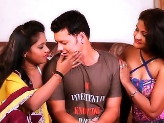 Ek Mali Do Kali Lucky Guy Romance With Two Beauties