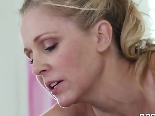 Bill Bailey, Julia Ann and Mandy Sky