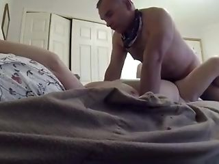 Husband Fucks Wife Hard In Pussy