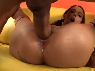 Kinky Teen Loves Licking Her Stepdad's Ass Hole