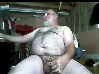 grandpa jim stroke on webcam