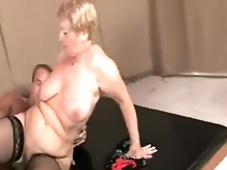 Hottest Homemade clip with Grannies, Stockings scenes