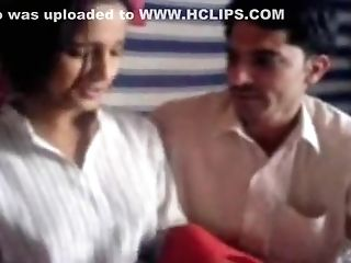 Paki Young Lover Boy & Girl ! Girl Clearly Using Abuse Language To Her Lover!