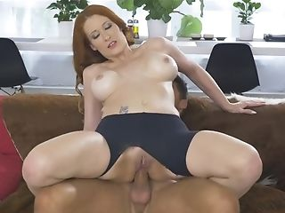 Hardcore pussy and ass drilling makes Isabella Lui scream with pleasure