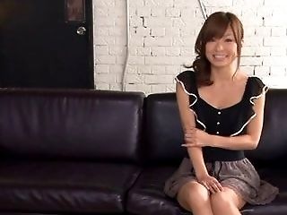 Japanese damsel with hot ass moaning while being screwed using sex toy in amazing porn compilations