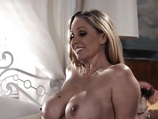 Crazy fucking in the morning with cheating wife Julia Ann